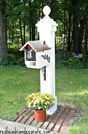 you ve got mail 11 ways to diy your mailbox