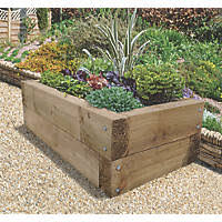 raised beds u0026 planters outdoor projects screwfix com
