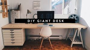 Diy Office Desks Diy Home Office Desk