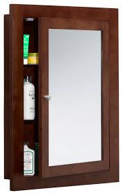 Framed Mirror Medicine Cabinet D Framed Silver Framed Medicine Ronbow Frederick 24