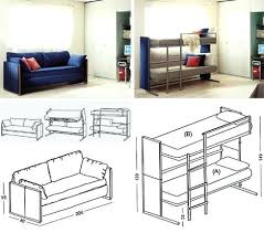 convertible sofa bunk bed convertible couch bunk bed sofa bunk bed bonbon convertible doc sofa