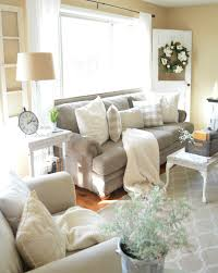 farmhouse livingroom refreshed modern farmhouse living room vintage nest