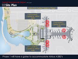 A380 Floor Plan by Hamad International Airport Doha Qatar On Behance
