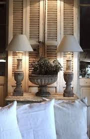 Shabby Chic Shutters by Take Old Shutters And Attach Them To Your Bedroom Wall For A