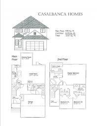 casablanca homes house plans