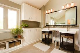 Two Vanity Bathroom Designs by Dazzling Gatco In Bathroom Traditional With Tile Behind Sink Next