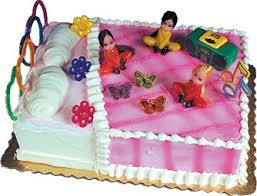 party cake slumber party cake kit justcaketoppers