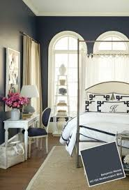 this bedroom design has the right idea the rich blue color