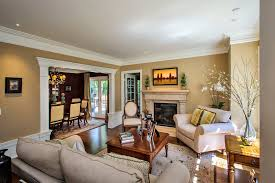 san francisco monroe bisque paint color living room traditional