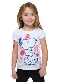 Snoopy Halloween Shirt by Peanuts Snoopy Flower Dancing Toddler Girls T Shirt