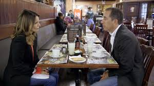 seinfeld and friends tackle twitter in comedians in cars getting
