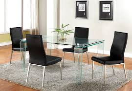 Modern Wood Dining Room Tables by Dining Room Perfect Glass Dining Table Sale Glass Dining Room
