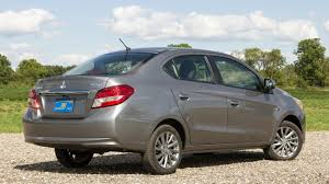 mitsubishi mirage 2017 mitsubishi mirage g4 review motor1 com photos