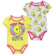 tweety bird cuter cute onesie tweety bird baby clothes