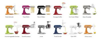 kitchenaid mixer comparison table how to choose the right stand mixer blog united we createblog
