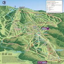 steamboat ski resort ski trail map steamboat springs colorado