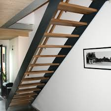 stahl holz treppe stahl holztreppe 4 middendorf