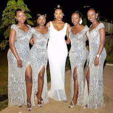 silver wedding dresses for brides silver sequins bridesmaid dress bridesmaid dresses