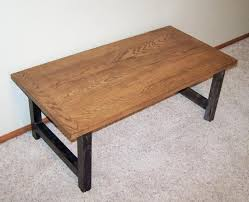 coffee table rustic wood and iron home design metal with shelf