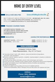 The Best Resume Examples For A Job by Best 20 Good Resume Examples Ideas On Pinterest Good Resume