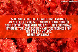 wishes for loved ones merry happy new year