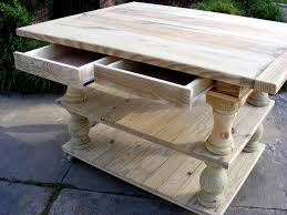 entrancing unfinished kitchen island legs from solid pine wood