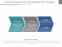 personal finance cash flow template ppt templates powerpoint