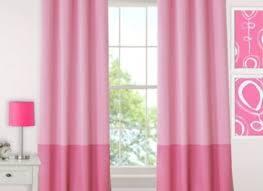 Light Pink Blackout Curtains Kids Endearing Light Pink Ruffle Curtains And Ruffle Blackout Panel