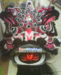 lion heads for sale many pom poms lion supplies for sale