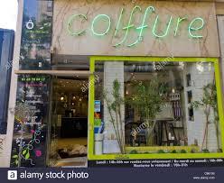 front door modern paris france glass front door modern french coiffure beauty