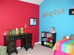creative splatter kid u0027s room multi color