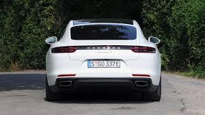 Porsche Panamera Coupe - 2018 porsche panamera 4 e hybrid review saving fuel feels so good