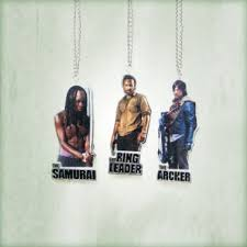 celebrate with these ornaments from amc s the walking dead