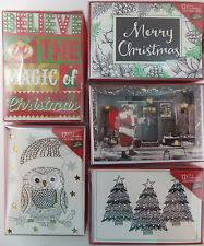 animals christmas paper magic greeting cards u0026 invitations ebay