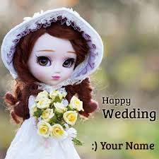 wedding wishes editing happy wedding wishes doll profile picture