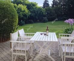 White Wooden Garden Furniture Bench Fascinating White Metal Garden Bench Ebay Intrigue White