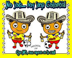 imagenes chistosas hoy juega colombia imagenes de hoy juega mi selección colombia imágenes de hoy juega