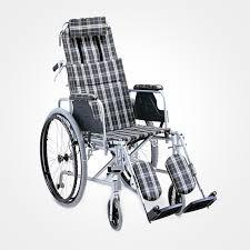light weight reclining wheelchair u2013 high back humancare