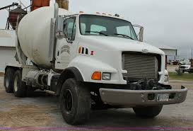 1999 sterling a9500 mixer truck item j4295 sold novembe