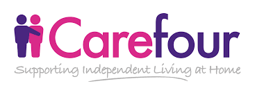 At Home Logo Home Care In Worcester Worcestershire Carefour