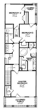 narrow lot cottage plans house plan best narrow lot plans ideas on cottage