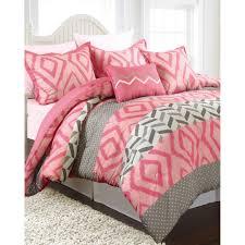 Solid Pink Comforter Twin Pink Comforters
