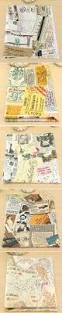 vintage map bills series cotton linen fabric cloth patchwork for