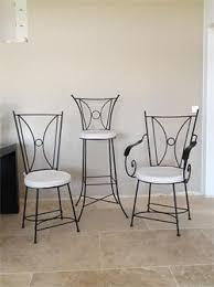 chaises en fer forgé les trésors de safi chaises en fer forge