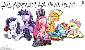 My Little Pony Know Your Meme - crazy train my little pony friendship is magic know your meme