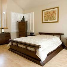 bedroom with japanese asian style furniture asian style