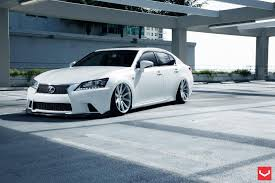 lexus gs 350 on 20 s vossen wheels lexus gs vossen flow formed series vfs 1
