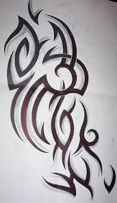15 best german tribal armband tattoo stencil images on pinterest