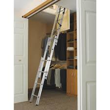 tuscan attic ladder installation the different types of folding