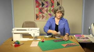 quilting quickly snowbirds flying geese lap quilt youtube